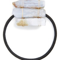 Cara Stone Ponytail Holder | Nordstrom