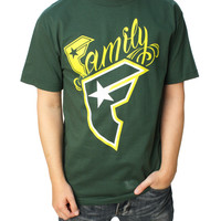 Famous Stars And Straps Men's New Wildcat Graphic T-Shirt
