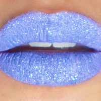 "The Makeup Box: Lavender Sparkle ""Stick-On"" Lips"