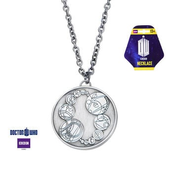 Doctor Who Saxons Master  Pendant Necklace Licensed