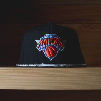 Just Don New York Knicks Logo - 'Black/Natural'
