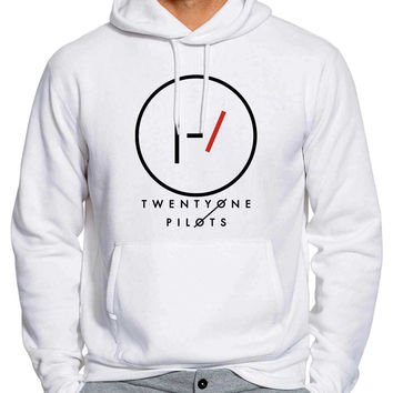 twenty one pilots blurryface man hoodie from. Black Bedroom Furniture Sets. Home Design Ideas