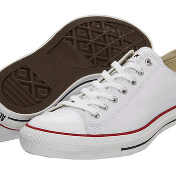 Converse CTAS OX-Leather White