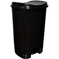Walmart: Hefty Step-On 13-Gallon Trash Can, Black