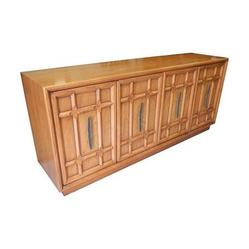 Pre-owned 1961 Heritage Furniture Mid-century Credenza