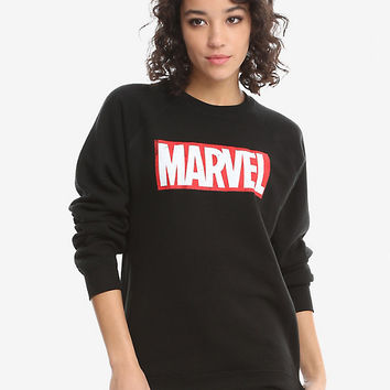 Marvel Brick Logo Sweatshirt