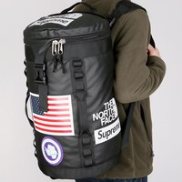 Supreme & The north face Joint Style Fashionable Backpack F-A30-XBSJ