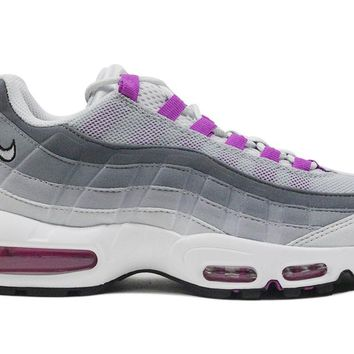 "Nike Women's Air Max 95 ""Pure Platinum"""