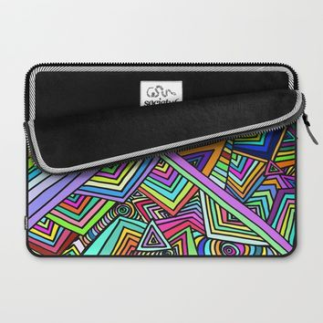 LOVE WINS Laptop Sleeve by DuckyB (Brandi)