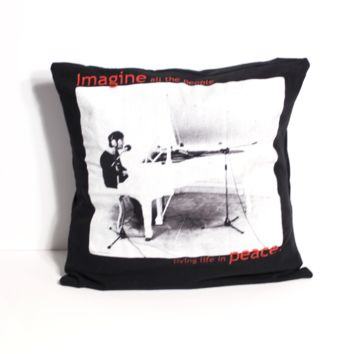 John Lennon Pillow