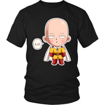 Saitama Face Expression (One Punch Man Anime)