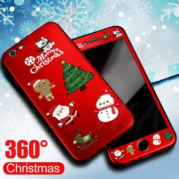 Christmas 360 Degree iPhone Case
