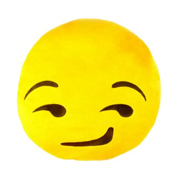 Emoji Pillows® - Smirk
