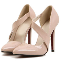 Pointy Toe Heels With Stiletto Heel