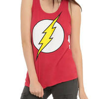 DC Comics The Flash Girls Tank Top