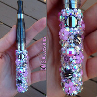 VAPE PEN -- Crystal Glam Girl