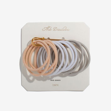 Peach Variety Hair Bands