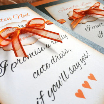 Will you be my... Bridesmaid, Maid of Honor, Matron of Honor - Pearlescent Invitations