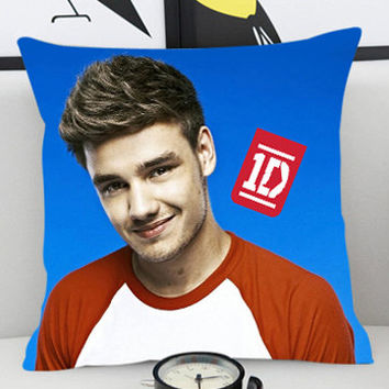 Liam Payne 1D - Pillow Cover by PillowKesetiaan.
