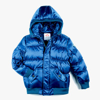 Appaman Puffy Coat in Ink Blue - L5PC-INKB-C