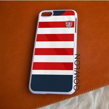 US Soccer Jersey New iPod Touch 6 | 6TH GEN Case