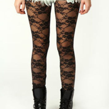 Emma Lace leggings