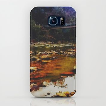 River Crossing iPhone & iPod Case by DuckyB (Brandi)