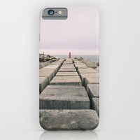 The seawall iPhone & iPod Case by Architect´s Eye | Society6