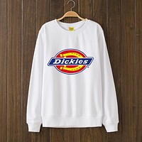 Dickies Woman Men Top Sweater Pullover