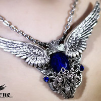 Pulsar Necklace - Gothic Victorian Jewelry