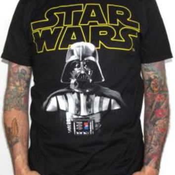 Star Wars T-Shirt - Vader Cover