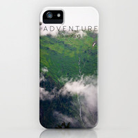 Adventure Is Waiting iPhone Case by Ann B.