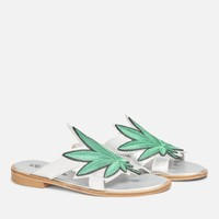WEED PATCH SANDAL *PRE-ORDER*