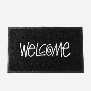 Naked - Supplying girls with sneakers - Stussy Pvc Welcome Mat | NAKED