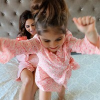Mommy and Me Robe Set