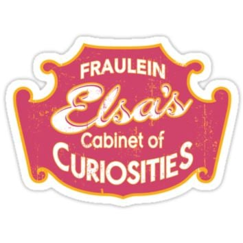 Fraulein Elsa's Cabinet Of Curiosities Freak Show