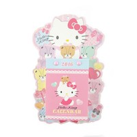 Hello Kitty 2016 Daily Wall Calendar