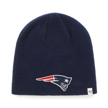 New England Patriots NFL '47 Beanie Knit Hat