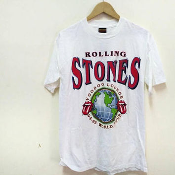 Rolling Stones voodoo Lounge 94-95s world Tour Rock band vintage