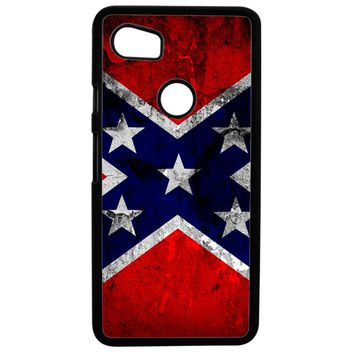 Rebel Flag Google Pixel 2XL Case