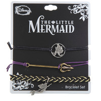 Disney The Little Mermaid Icons Bracelet Set
