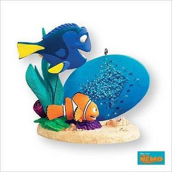 Hallmark 2007 Marlin and Dory Disney's Finding Nemo