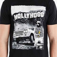 Riot Society Hollyhood Tee- Black