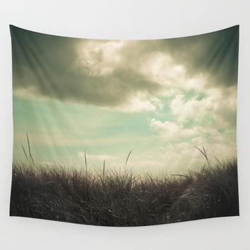 If Only Wall Tapestry by Faded  Photos