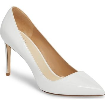 Francesco Russo Asymmetrical Pump (Women) | Nordstrom