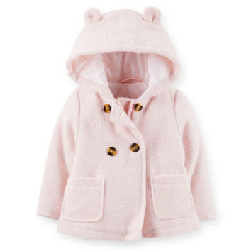 Hooded Baby Coat