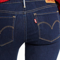 711 Stretch Selvedge Skinny Jeans