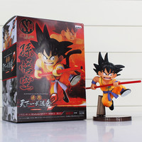 Dragon Ball Z 16cm Sun Goku Childhood Edition PVC Action Figure Collectible Model Toy Doll