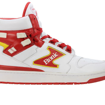 Etonic 1984 Akeem The Dream 1 Trainer - White