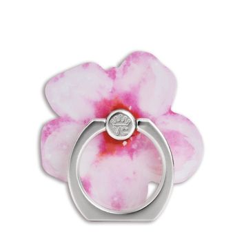 Magnolia Floral Grip Ring